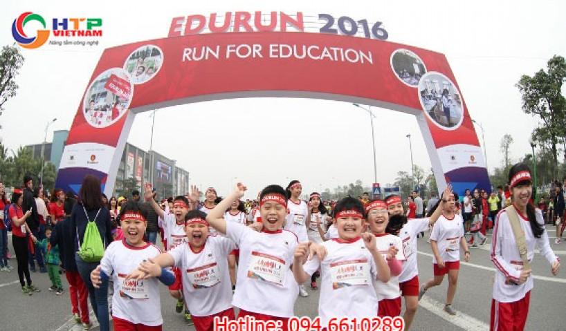 Cho thuê bộđàm sự kiện EDURUN 2016