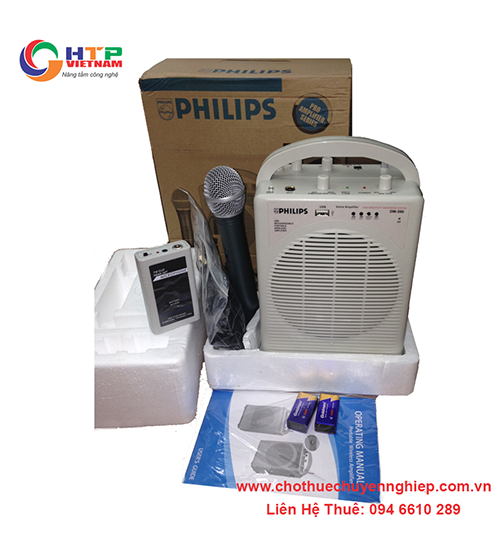 LOA TRỢ GIẢNG PHILIPS DM-390