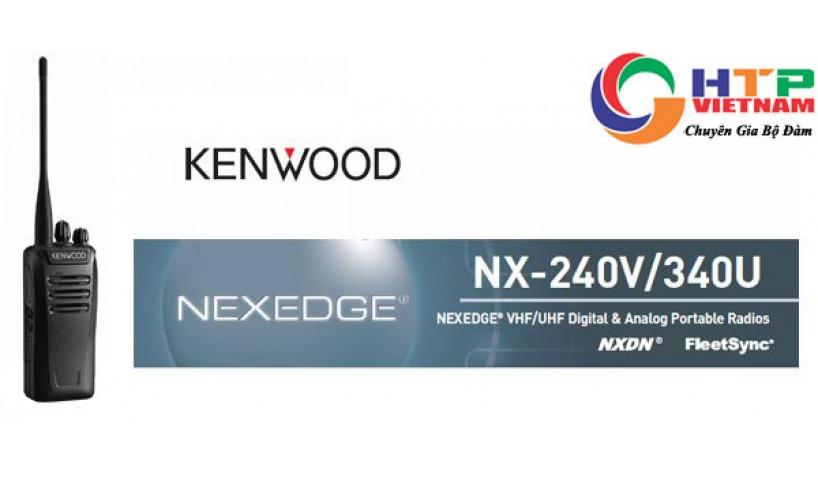 Những lý do bạn nên sử dụng máy bộ đàm Kenwood để phục vụ cho công việc