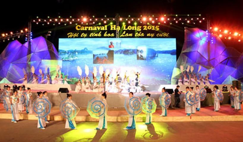 Cho thuê bộđàm sự kiện CANAVAL HẠ LONG 2015